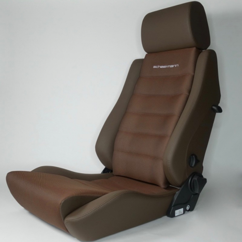 Custom-Vario-F-Brown-Leather-Fabric