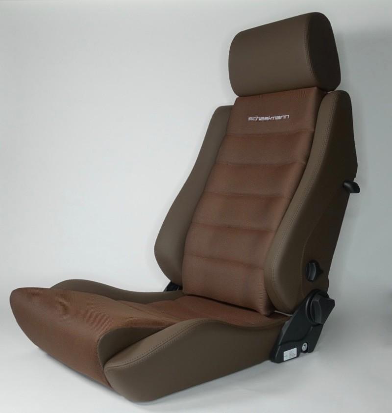 Custom-Vario-F-Brown-Leather-Fabric